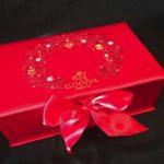 GODIVAのクリスマス限定チョコ