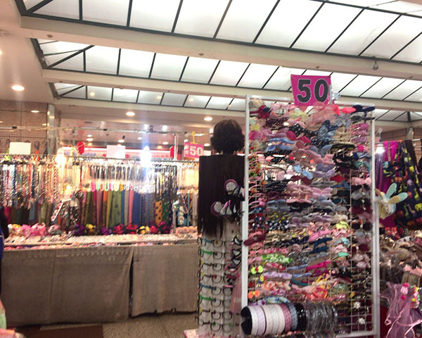 ホクホクなお買い物!中山地下街〜台北地下街 台湾旅行2016.10⑥