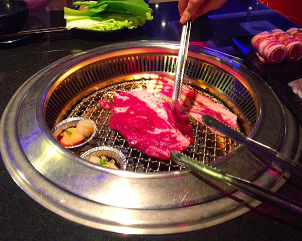 火鍋食べ放題!えっ焼肉も!? 天外天 台湾旅行2016.10⑱
