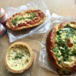 はじめてのねぎパン!一之軒で朝食買ってみた。台湾旅行2017.04㉔