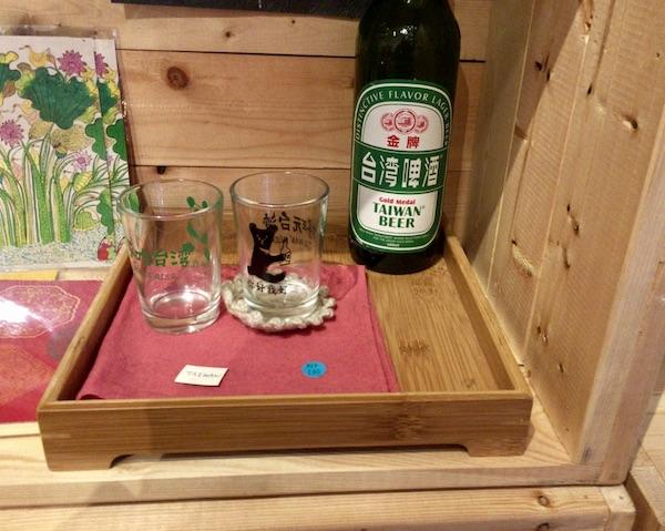 青木由香さんのお店「你好我好」へ。台湾旅行2017.04㉘