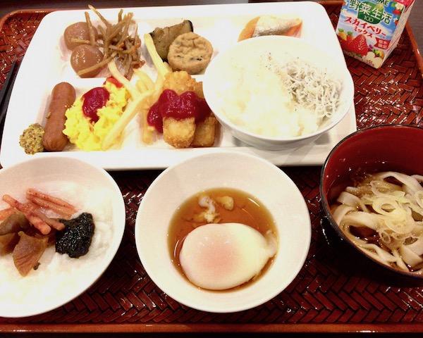 鬼怒川温泉「あさや」ー朝食ビュッフェ&まとめ編ー2017.10⑤