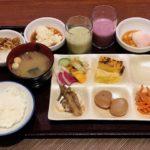 聚楽の朝食&温泉ー東北への旅2018秋④