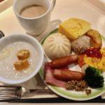 横浜中華街で台湾気分満喫!④-中華まんと重慶飯店朝食ー