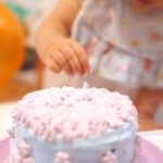 祝1歳はスマッシュケーキで!☆序章