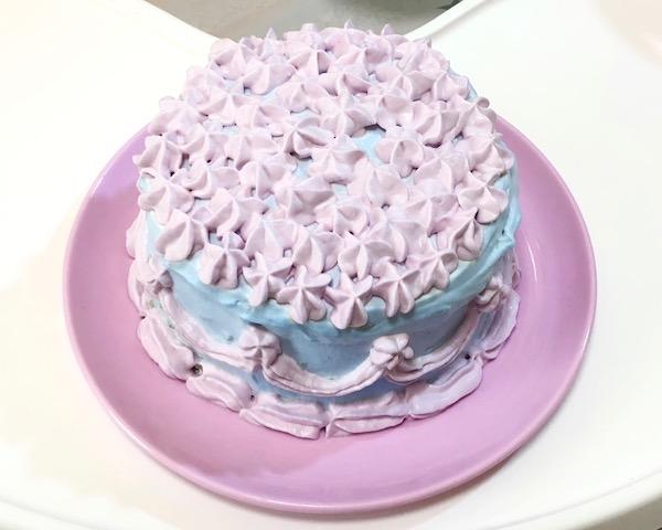 祝1歳はスマッシュケーキで!☆ケーキ編③
