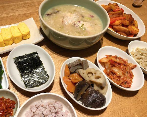 【実食】韓国スーパーのレトルト参鶏湯